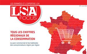 CHIFFRES CLES : Consommation et commerce : la France des régions