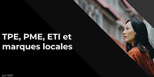 GD : TPE, PME, ETI et Marques Locales. Chiffres Nielsen.