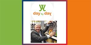EMBALLAGE : Didier Onraita-Bruneau, Co-fondateur et Président de Day by Day.