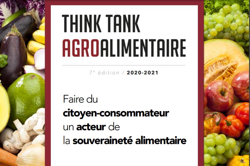 Les 13 recos du Think Tank Agroalimentaire