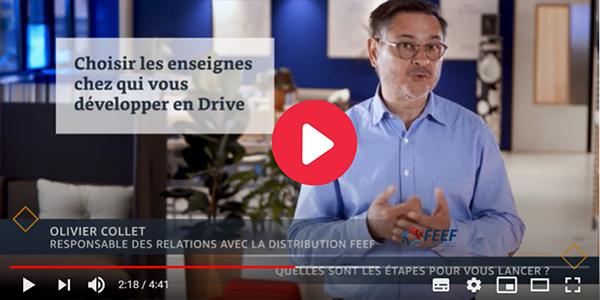 E-Commerce : Vendre via le Drive
