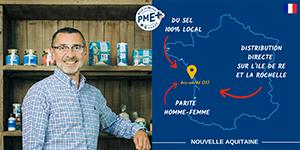 Esprit du Sel obtient le label PME+.