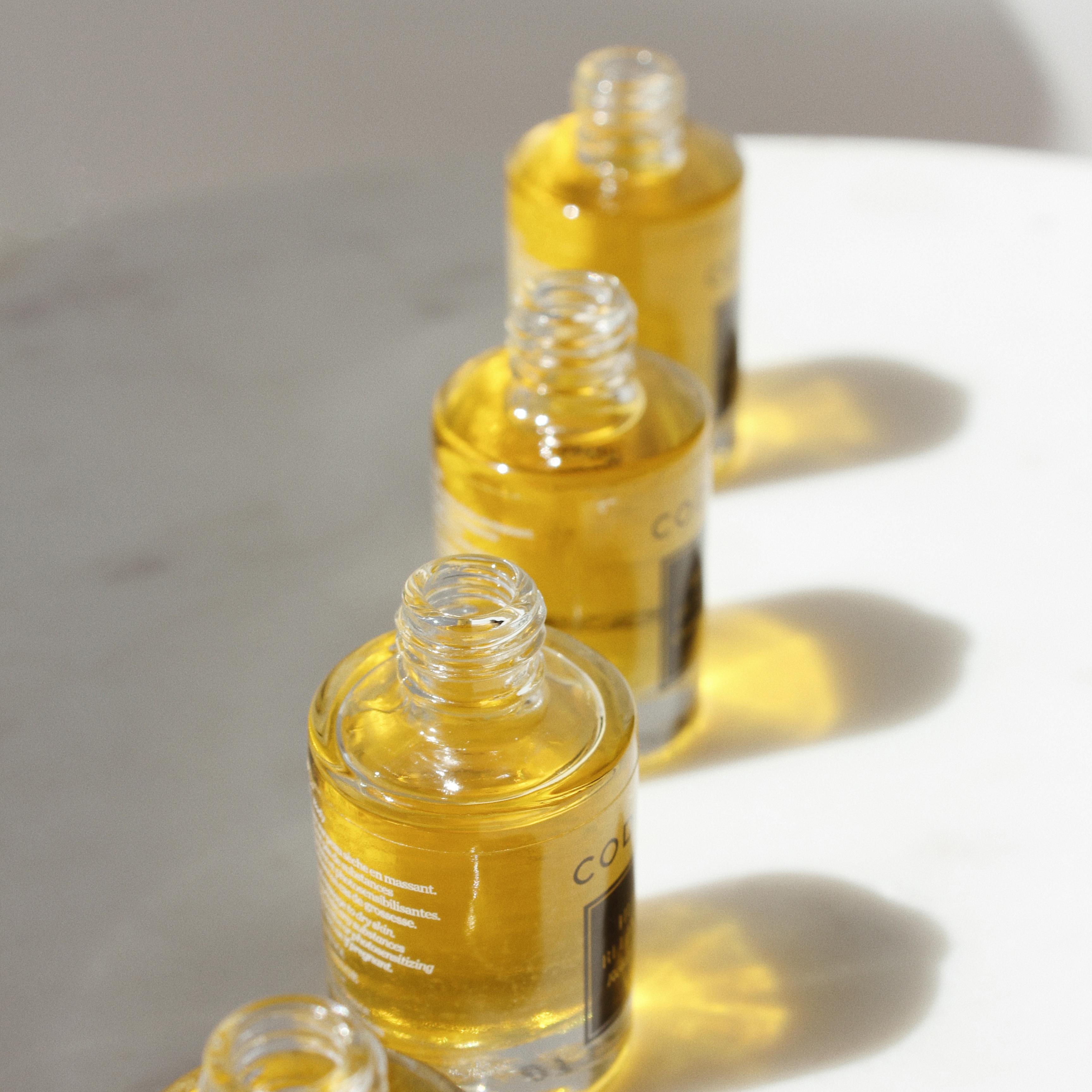 huiles thérapeutiques