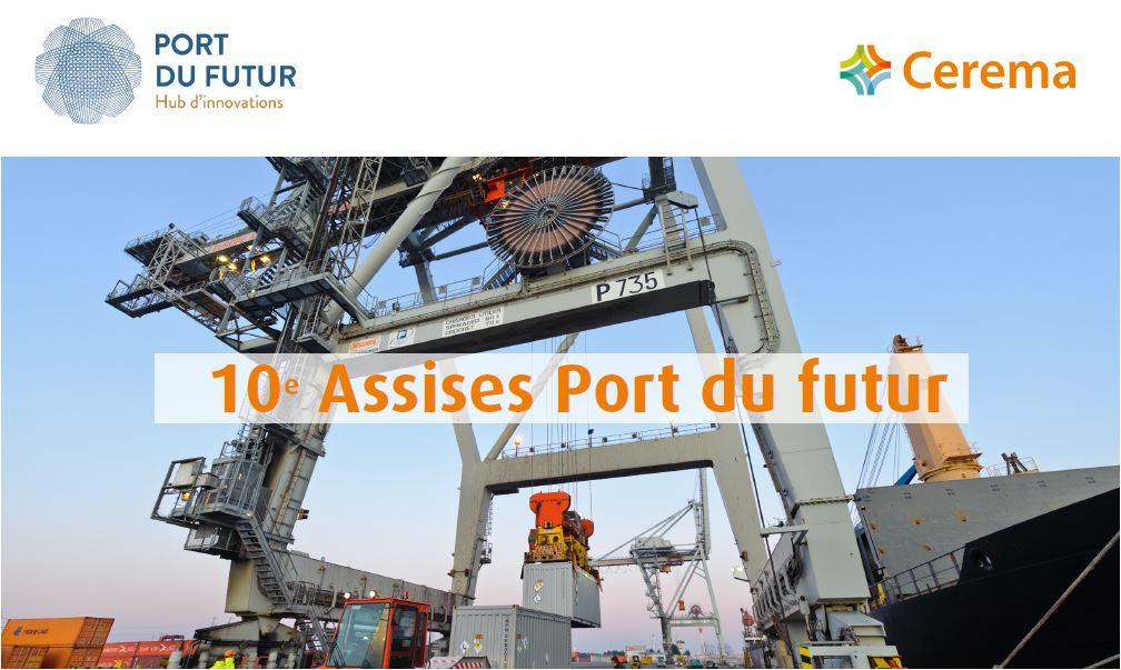 Rencontre partenaire CEREMA Ports du futur