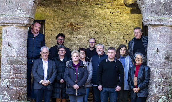 Equipe du CCIC - Mars 2020
