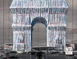 Christo et Jeanne-Claude, Paris !