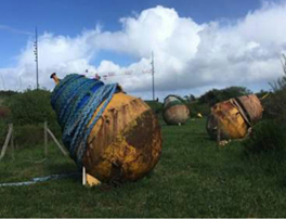 Face à la mer, exposition collective à Passerelle, Brest