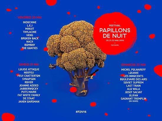 Musique: Festival Papillons de Nuit #16  à désormais une affiche complète.
