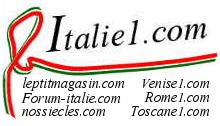 """[""""italie1.com / nossiecles.com""""]"""
