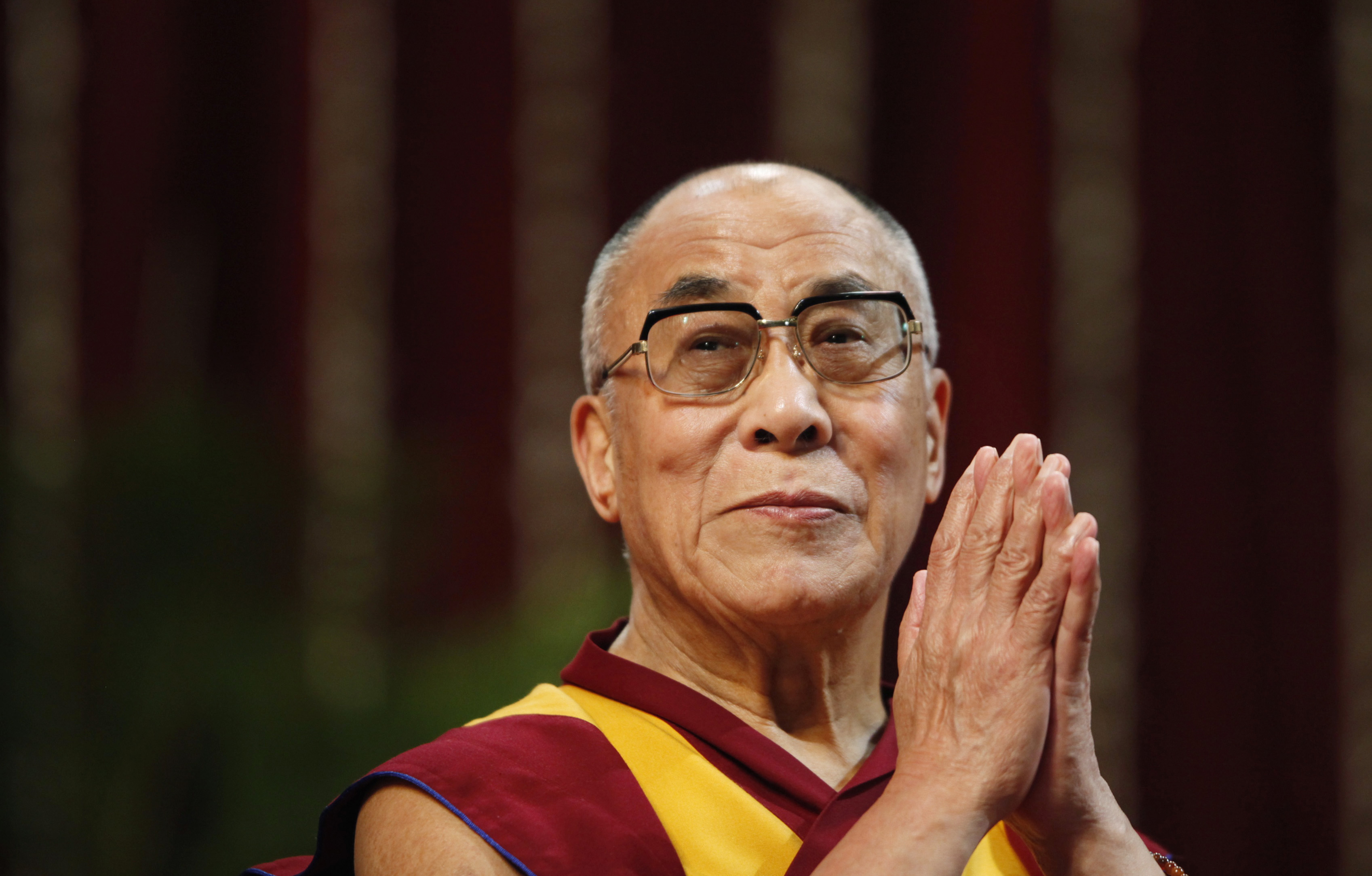 His Holiness the 14th Dalai Lama, please speak out against the brutal dog meat trade.