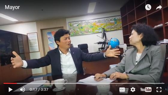 Progressive mayor takes momentous 'step' for the dogs of Bucheon – Nami Kim's meeting with Bucheon Mayor Man-Soo Kim