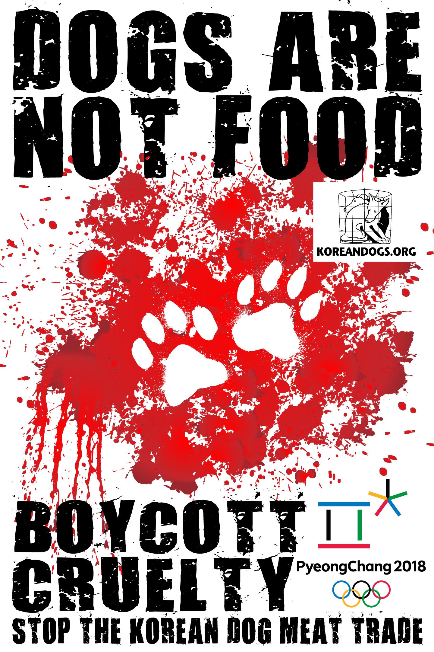 Boycott PyeongChang 2018 Action Center
