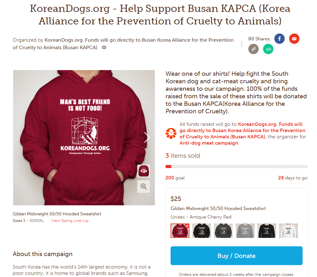 KoreanDogs.org - Help Support Busan KAPCA