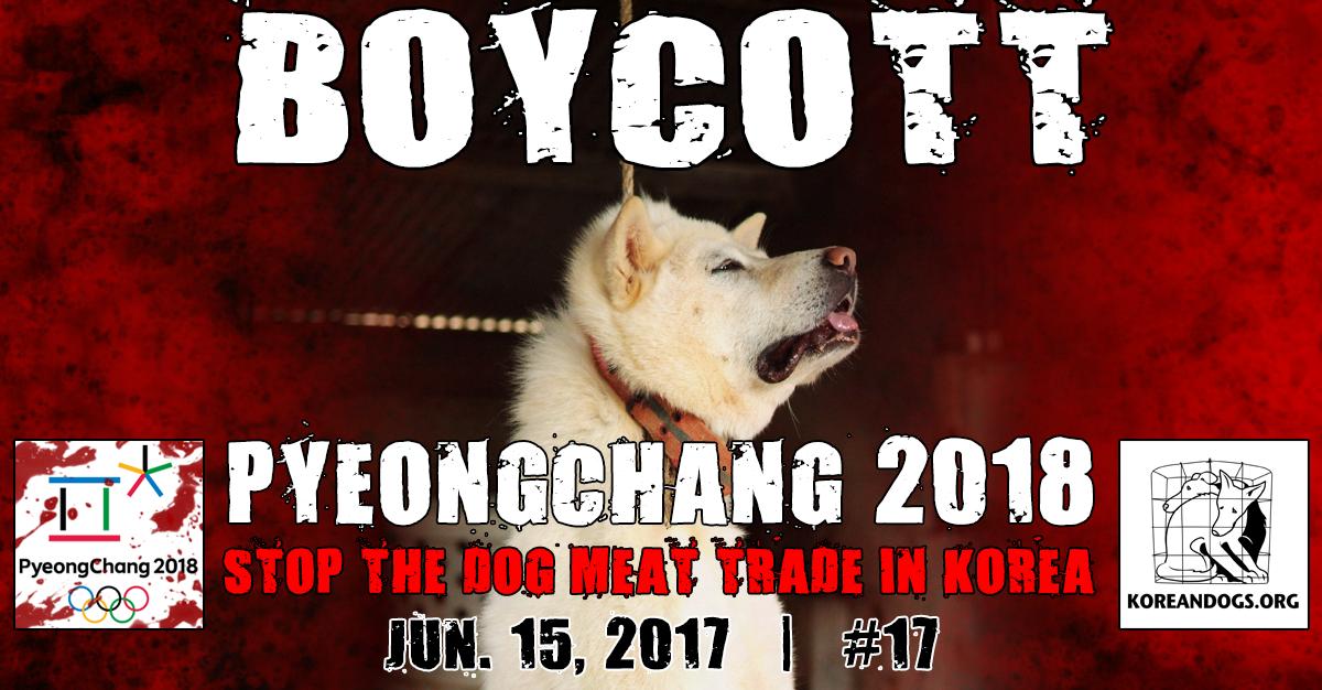 #Boycott #PyeongChang #Olympic