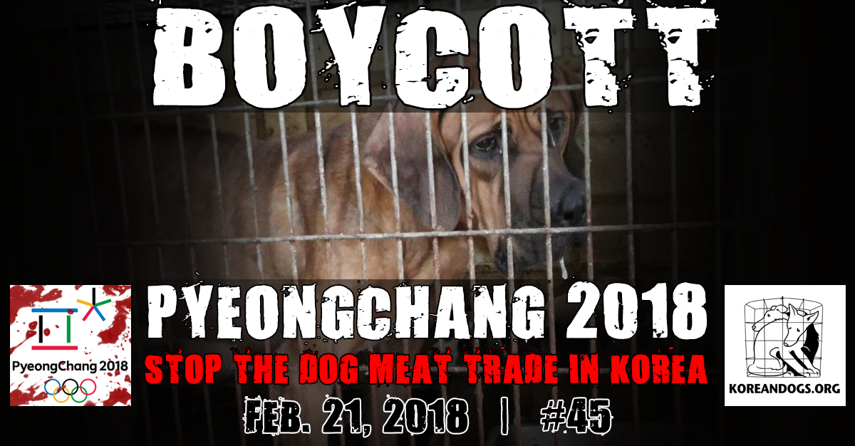 https://www.thunderclap.it/projects/67951-boycott-pyeongchang2018-korea?utm_source=sendinblue&utm_campaign=URGENT_Only_4_Days_Left_of_PyeongChang_2018!__Response_from_PyeongChang_2018&utm_medium=email
