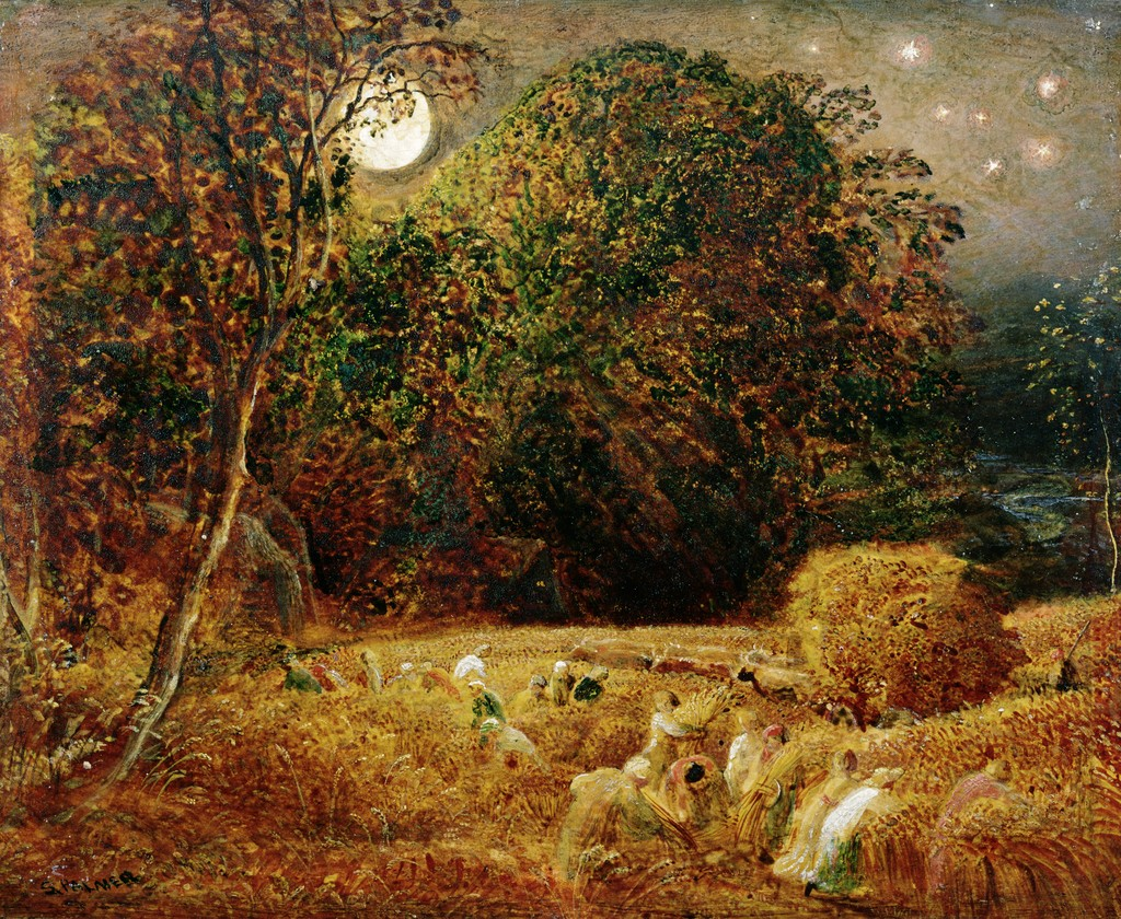 Valley of Vision. Samuel Palmer