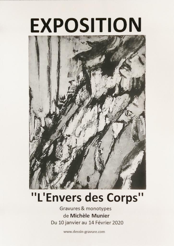 Exposition des gravures de Michèle Munier
