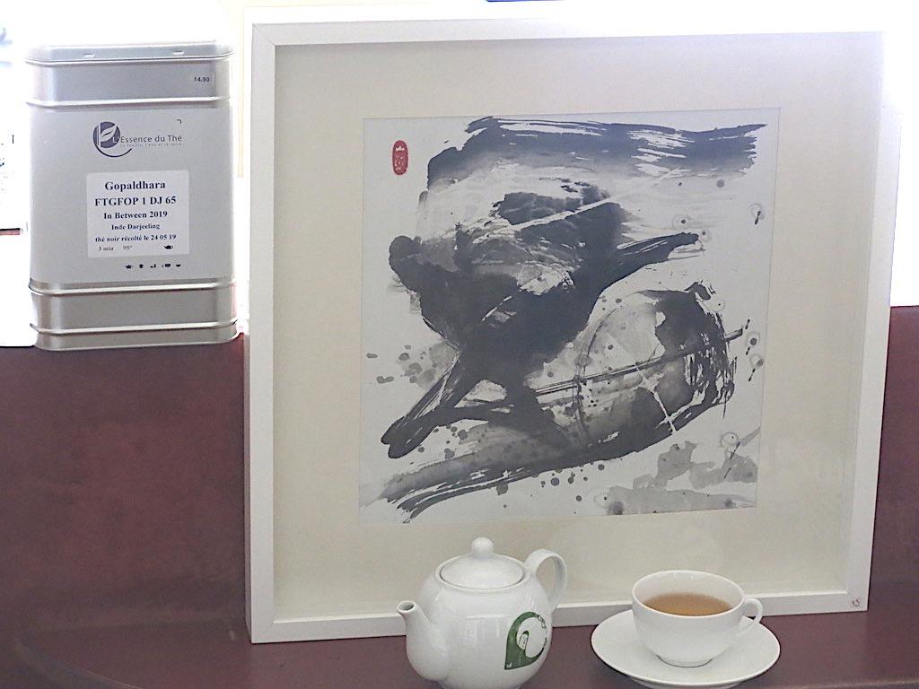 La peinture Zen de J F Koeller