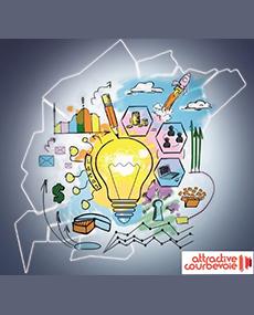 Les lieux d'innovation et d'entrepreneuriat du territoire