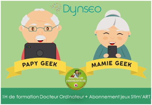 Offre DYNSEO franchise Docteur Ordinateur