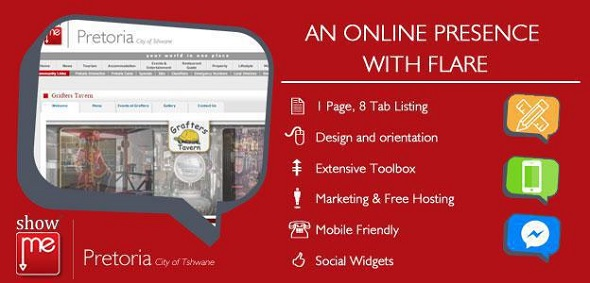 For the Company Not Looking for a Full Stand-Alone Website