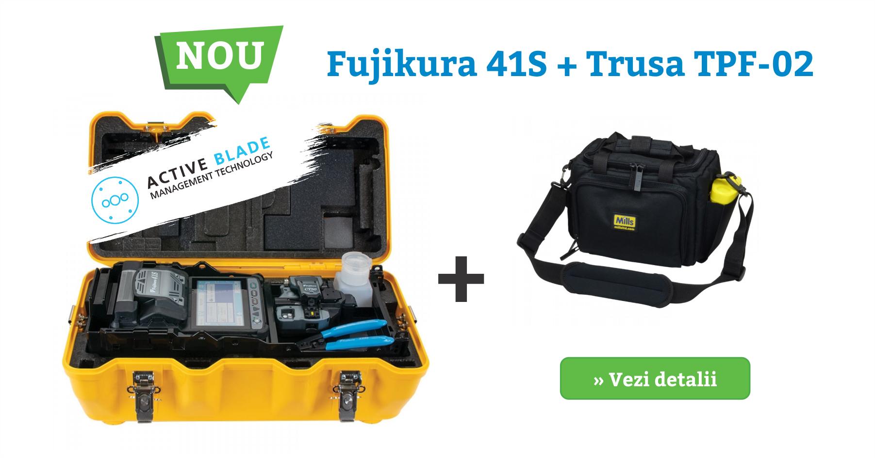 Fujikura 41S - ABM