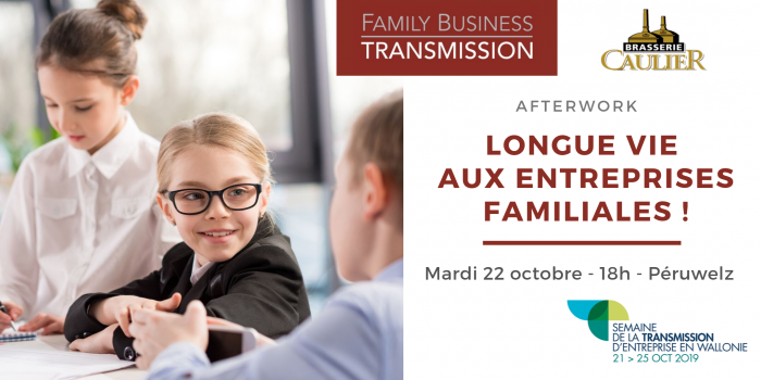 Afterwork Family Business Transmission