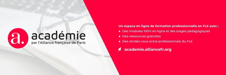 Formation : Stage pedagogique de FLE - Pour les professeurs de francais langue etrangere