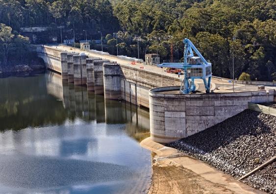 Warragamba Dam - Shutterstock