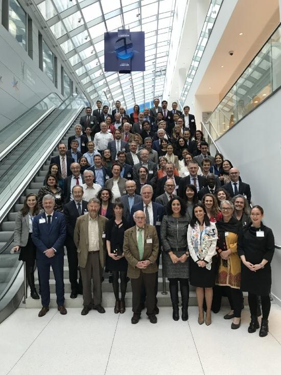 OECD Paris meeting