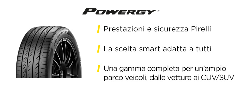 Pirelli Powergy™