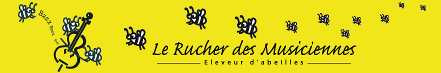LE RUCHER DES MUSICIENNES