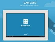 IGagnez du temps et importez vos cartes de visite scannées depuis CamCard