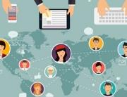 Développez la cohésion et la communication de vos équipes avec ColibriCRMles événements notifiés à vos collaborateurs