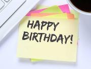 Fidéliez vos clients avec l'e-mail anniversaire'