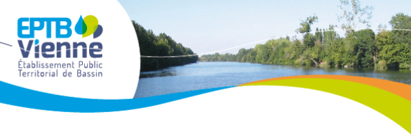 Bandeau Newsletter EPTB Vienne