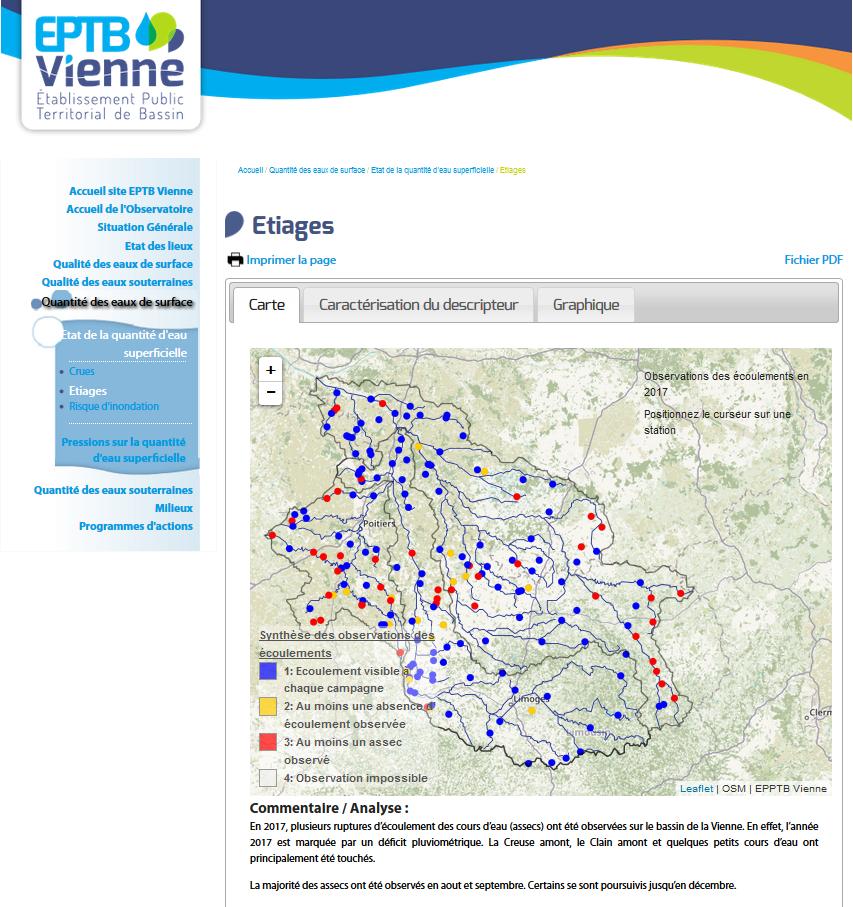 Observatoire eau BV Vienne