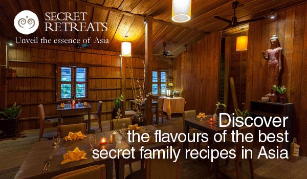 """[""""Secret Retreats""""]"""