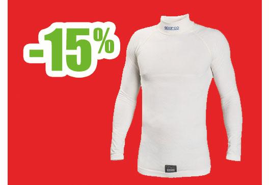 Camiseta Sparco Delta