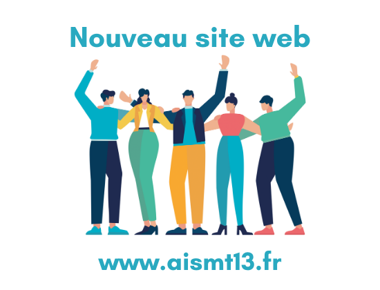 Nouveau site web : www.aismt13.fr