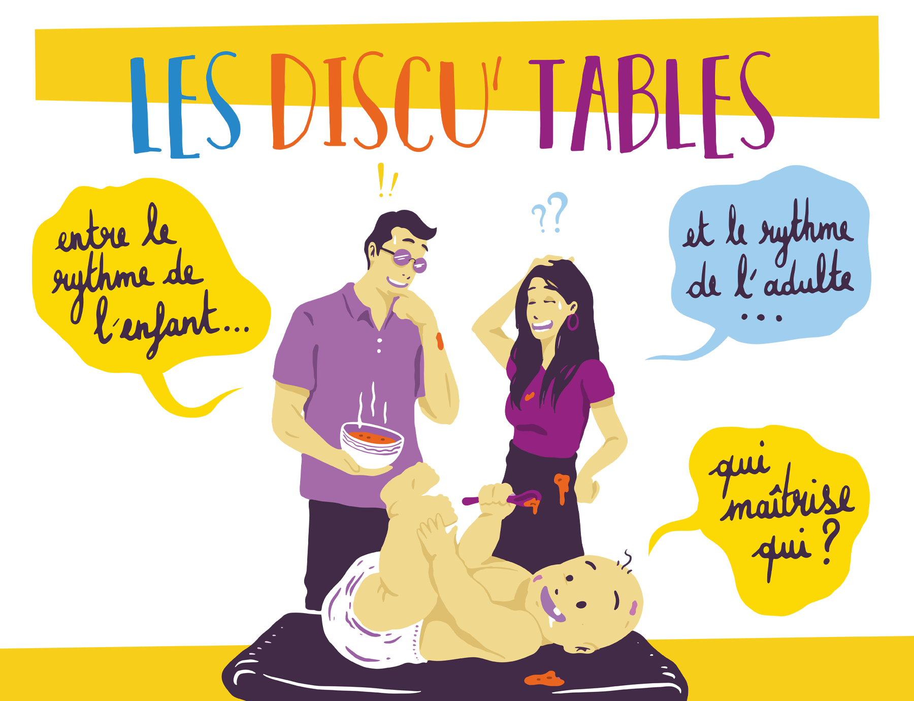 Affiche Discu'tables