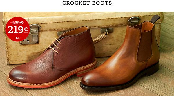 Crocket Boots
