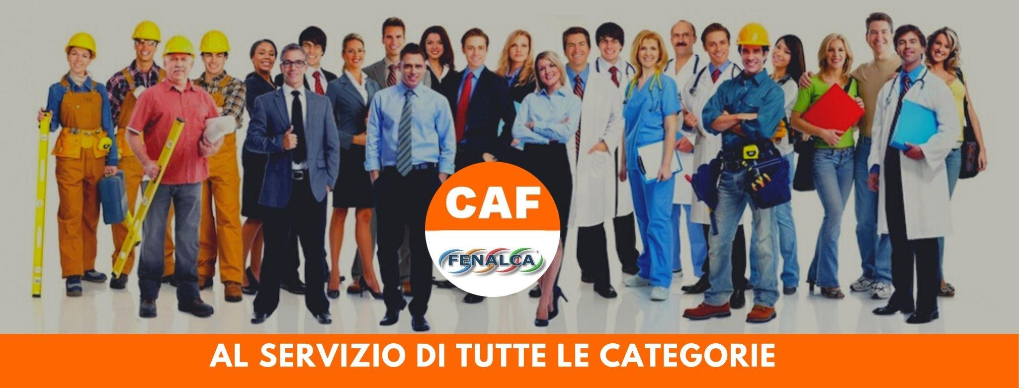 CAF FENALCA SRL