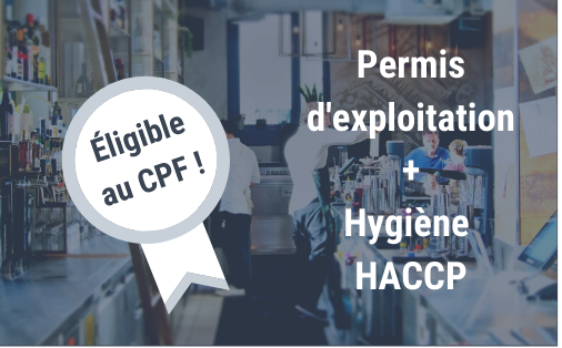 pack permis d'exploitation haccp