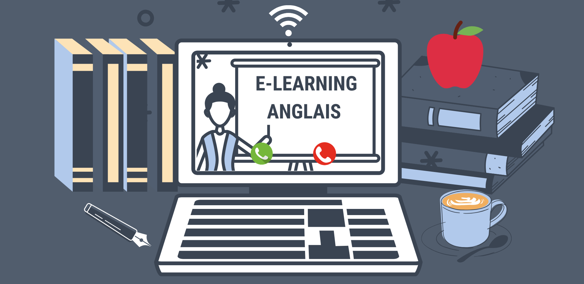 e-learning anglais