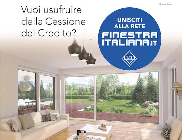 Sconto 50% Finestra Italiana
