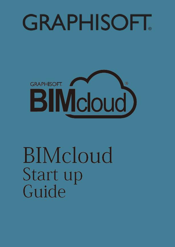 BIMcloudスタートアップガイド