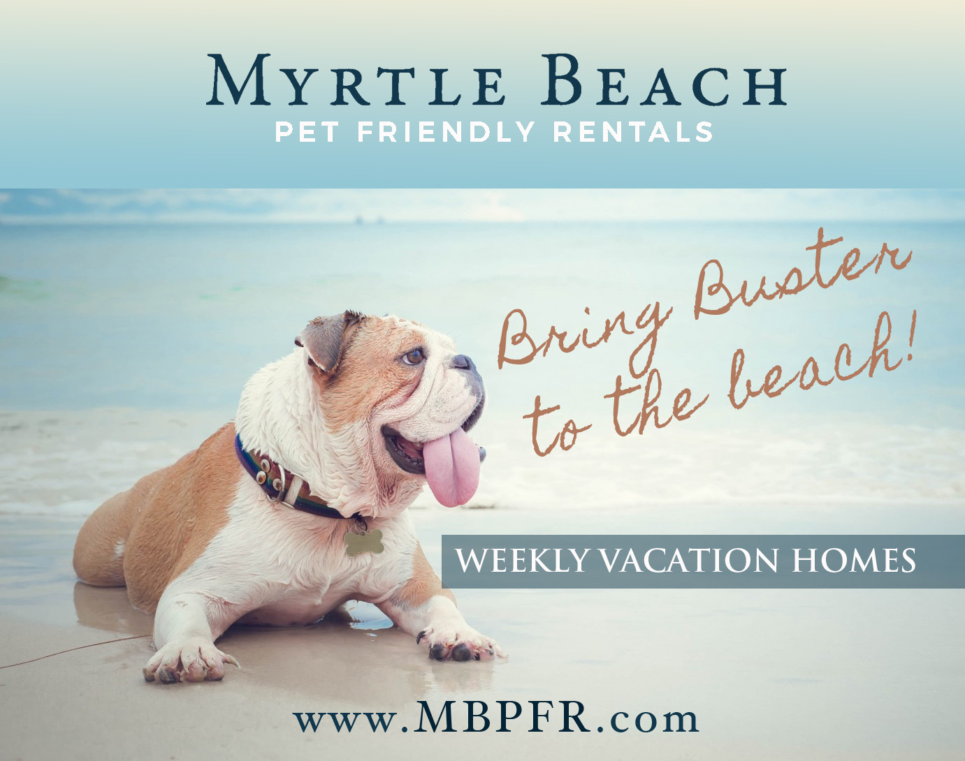 Myrtle Beach Pet Friendly Rentals