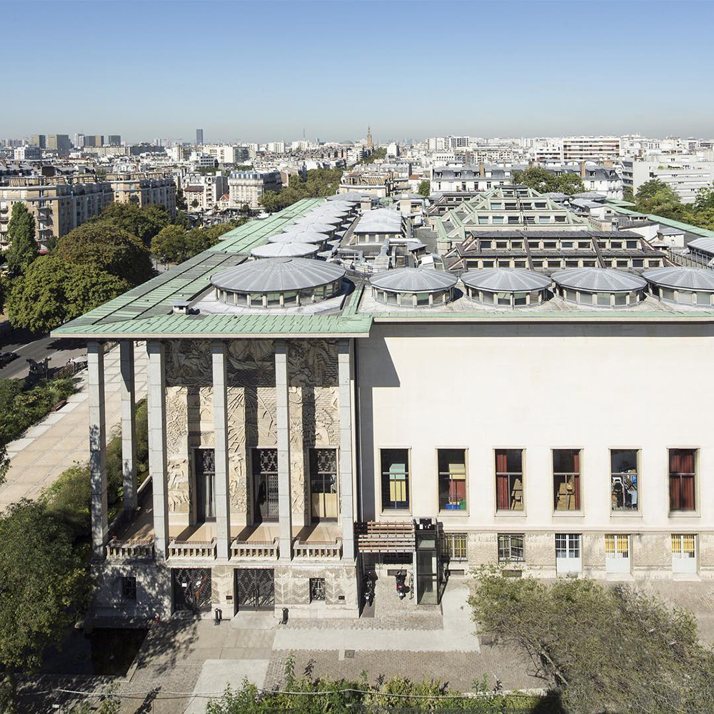 L'histoire du palais