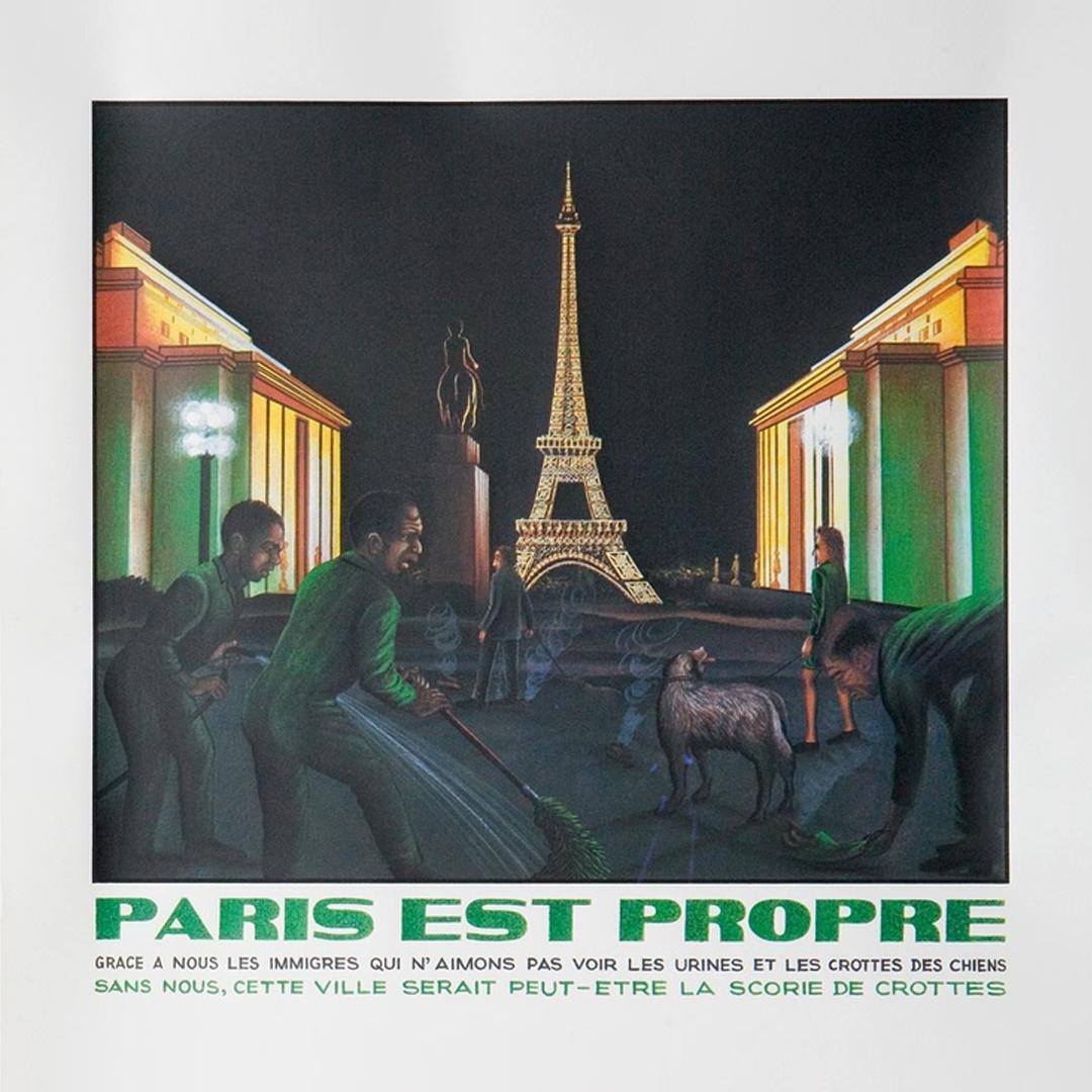 Paris est propre